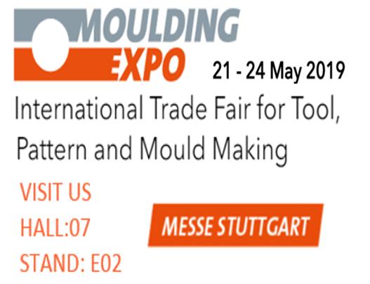 21-24 Mayıs'da Almanya Stuttgart'ta gerçekleştirilecek olan MoldingExpo fuarında 7. Holde, E02 standındayız. Gelecek projelerimizden haberdar olmak için ve otomotiv sektörüne dair keyifli bir sohbet için görüşmek üzere.